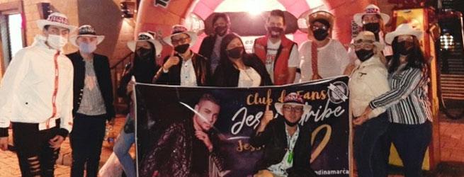 Club de Fans de Jessi Uribe