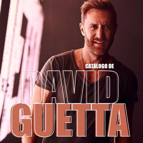 El DJ David Guetta vende su catálogo musical