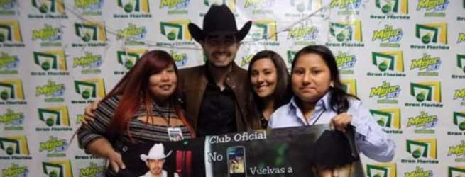 Club Oficial No Vuelvas A Llamarme de Joss Favela