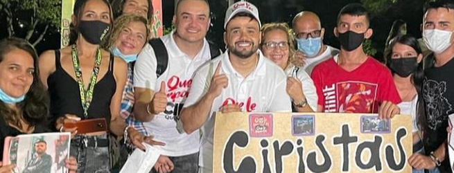 Fan Club Ciro Quiñonez