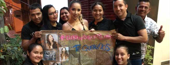 Club de Fans de Paola Jara