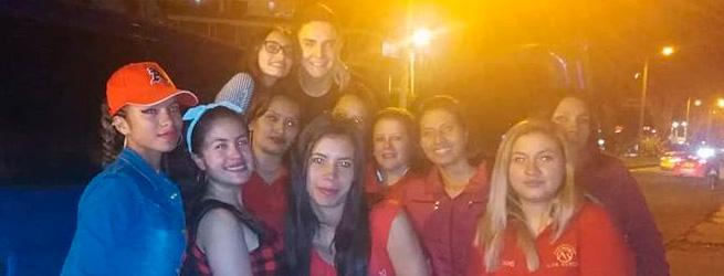 Club de fans de Alan Ramírez
